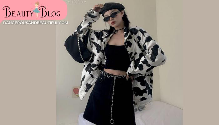 แมทช์ลายวัวอย่างไรให้ดู high fashion ลายวัวนั้นเป็นลายที่ไเสื้อผ้าด้รับความนิยมเป็นอย่างมากในอุตสาหกรรมแฟชั่น มันเป็นสีที่ได้รับความนิยม